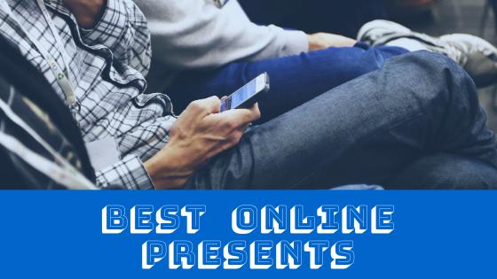 best online presents
